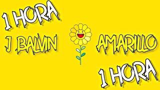 J Balvin - Amarillo 1 Hora Version [1 Hour Version]