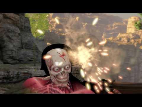 Sniper Elite 3 Headshot With Springfield