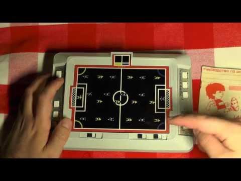Обзор Электроника ИМ-15 Футбол - Советское время