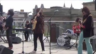 Them Beatles: I've Got A Feeling @ Liverpool Central Library (Rooftop)