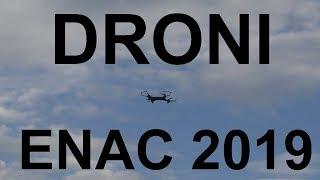 DRONI - ENAC UN PRIMO PASSO NELLA GIUSTA DIREZIONE????