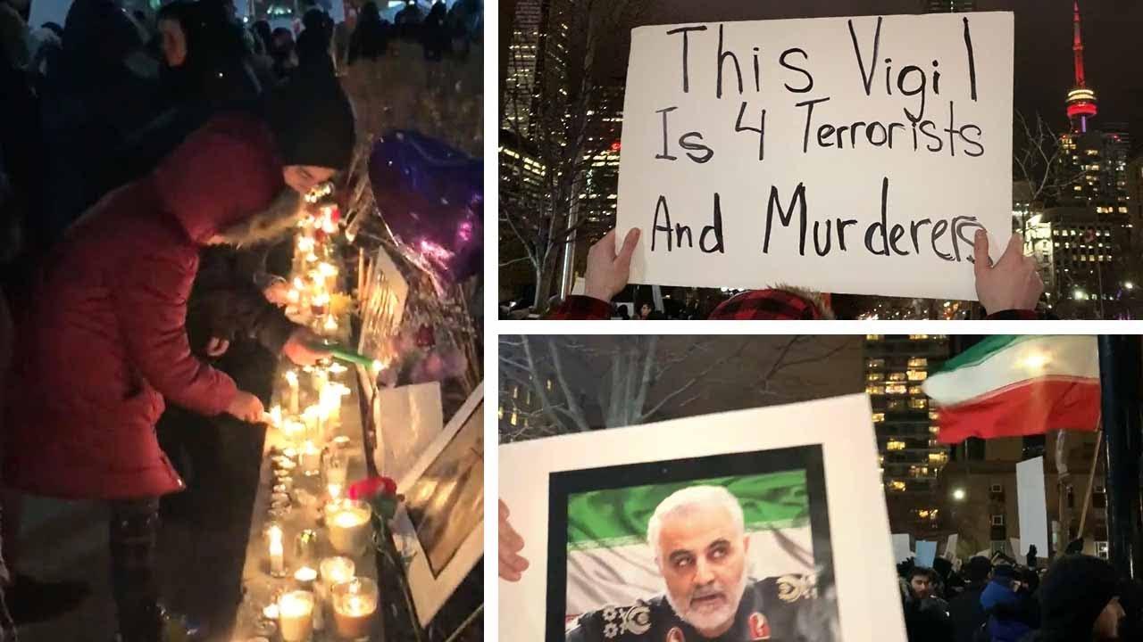 "Toronto police threaten Rebel journalist for calling Qasem Soleimani a ""terrorist""   David Menzies"
