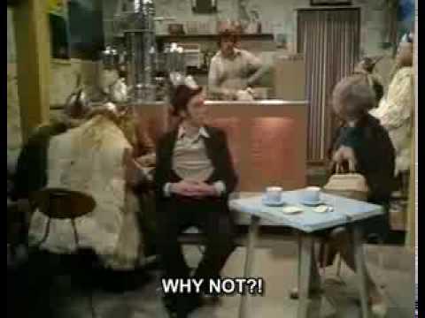 Monty Python - Flower Arrangement & Spam