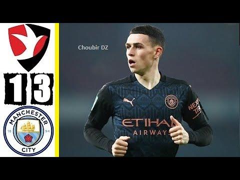 Download Cheltenham vs Man. City 1-3 FA Cup ● 23/01/2021 HD