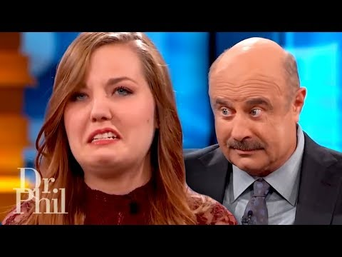 Savage Dr. Phil SLAMS Creepy Stalker Girl on National TV