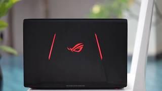 aSUS ROG Strix GL553VD (GTX1050) Review  Jose