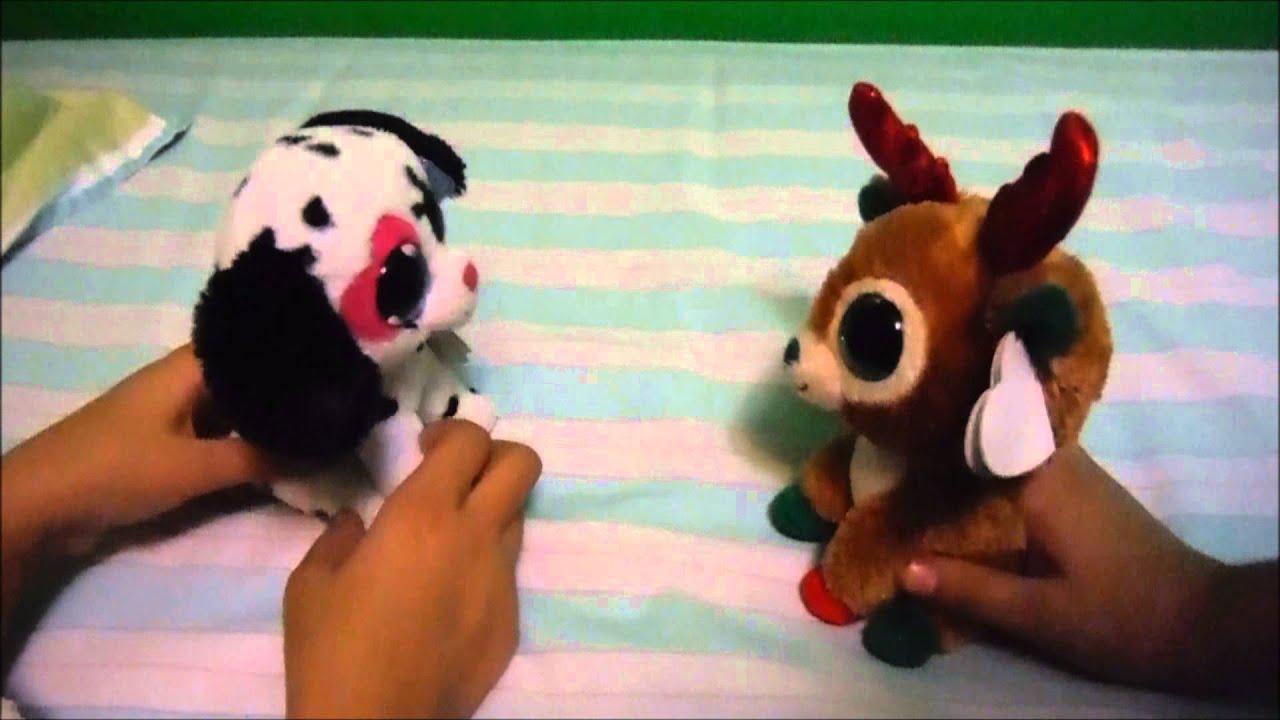 Beanie Boos Christmas Movie Trailer - Alpine Saves