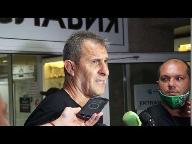 Димитър Димитров след Славия - Берое