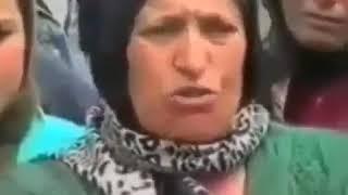 Трогательные слова Чеченки к сынам Чечни
