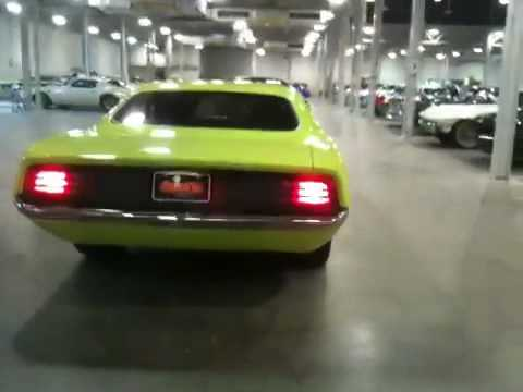 1970 V10 Cuda with Viper GTS Engine and Transmission