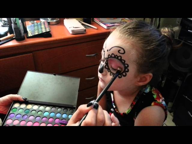 STEFANIA MAKEUP A1 de catrina  makeup tutorial maquillaje stefania