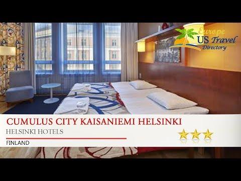 Cumulus City Kaisaniemi Helsinki - Helsinki Hotels, Finland