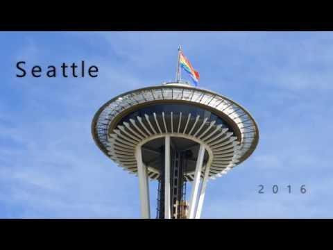 America 2016 Teil 1 Seattle