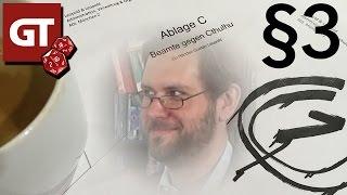 Thumbnail für GameTube Pen & Paper: Ablage C: Beamte gegen Cthulhu #3