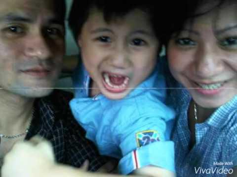 Colleague & family
