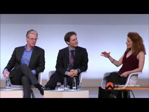 Princeton-Fung Global Forum Panel 3: The Internet of Things (or Is Your Bowtie Really a Camera?)