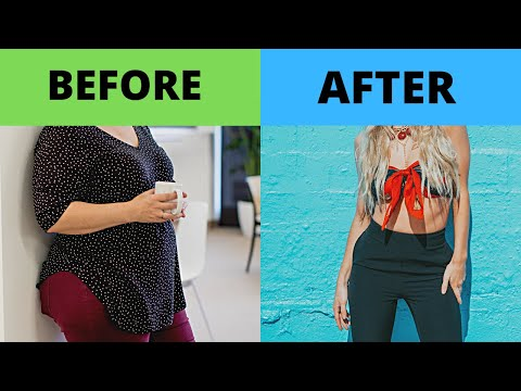 how-to-get-a-flat-stomach-overnight!
