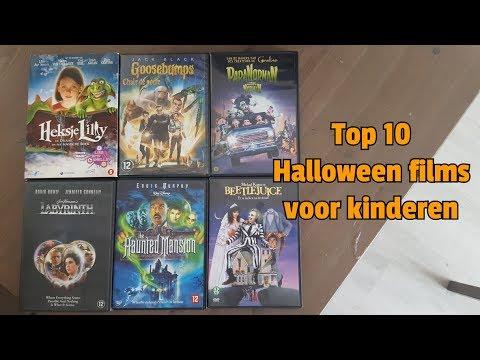 Kinderen Halloween.Top 10 Halloween Films Voor Kinderen