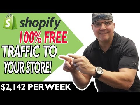 STOP DOING THIS! 💸 How I Make $2,142/Week on Shopify With FREE Traffic thumbnail