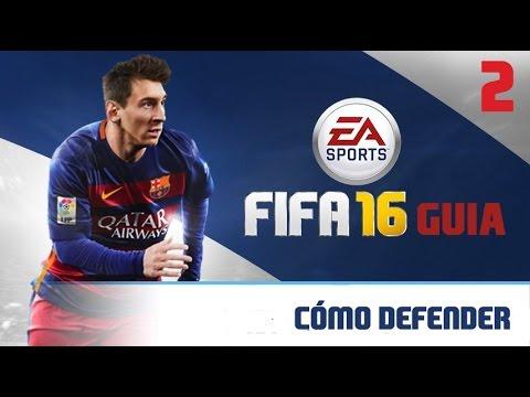 FIFA 16 Guía. Capítulo 2: Cómo defender (I). Perseguir y sacar la pelota