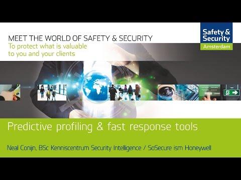 Predictive profiling & fast response tools