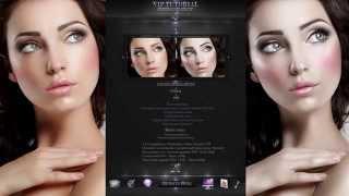 Создание кукольного образа - Doll face. Художественная обработка фото. # 2 Видео превью VIP урока.(Об уроке: http://vk.com/photo-82113734_352235020 Полный| поэтапный|не ускоренный| видео урок. #CryingSilence #VIP_VIDEOTUT_CS., 2015-02-27T02:28:00.000Z)