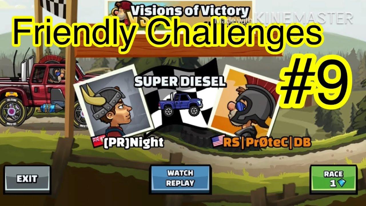 Friendly Challenges #9 - HCR2