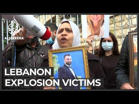 Al Jazeera English: Lebanon port explosion: Victims' families demand a deeper inquiry