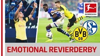 Schalke 04 vs. Borussia Dortmund - Sancho's Derby Winner - An Everlasting Tribute