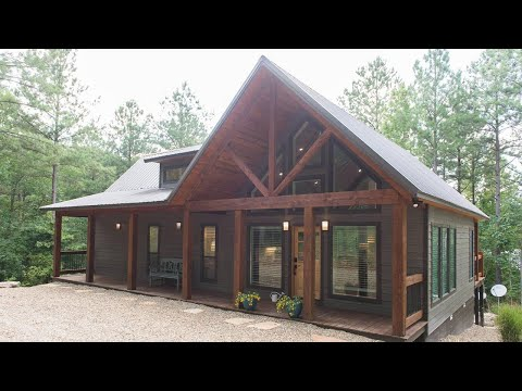 Rustic Beautiful Luna Ridge Lake Life Cabins Perfect Getaway For Couples And Small Families