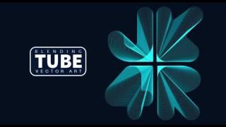 Blending Vector Art - Adobe Illustrator/Photoshop - Tube2