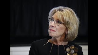 Furious Betsy DeVos Mad She Couldn't Buy Midterm Elections