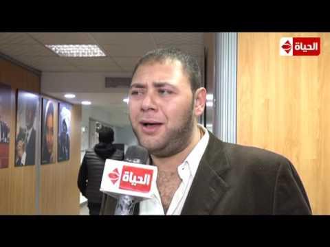برنامج عين الفنان محمد علي رزق عن فيلم آخر ديك فى مصر الناس