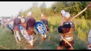 Боевые песни викингов: ВЕТЕР С МОРЯ ДУЛ
