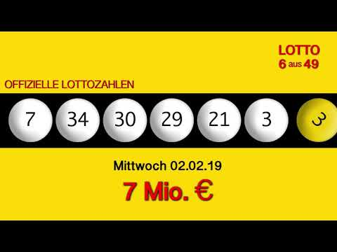 Lottozahlen 29