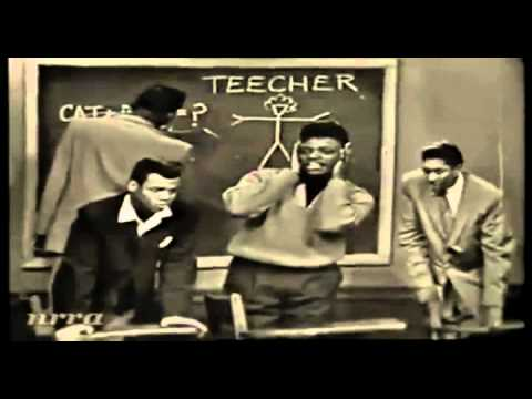 50'th The Coasters  - Charlie Brown  (1958)  remastered