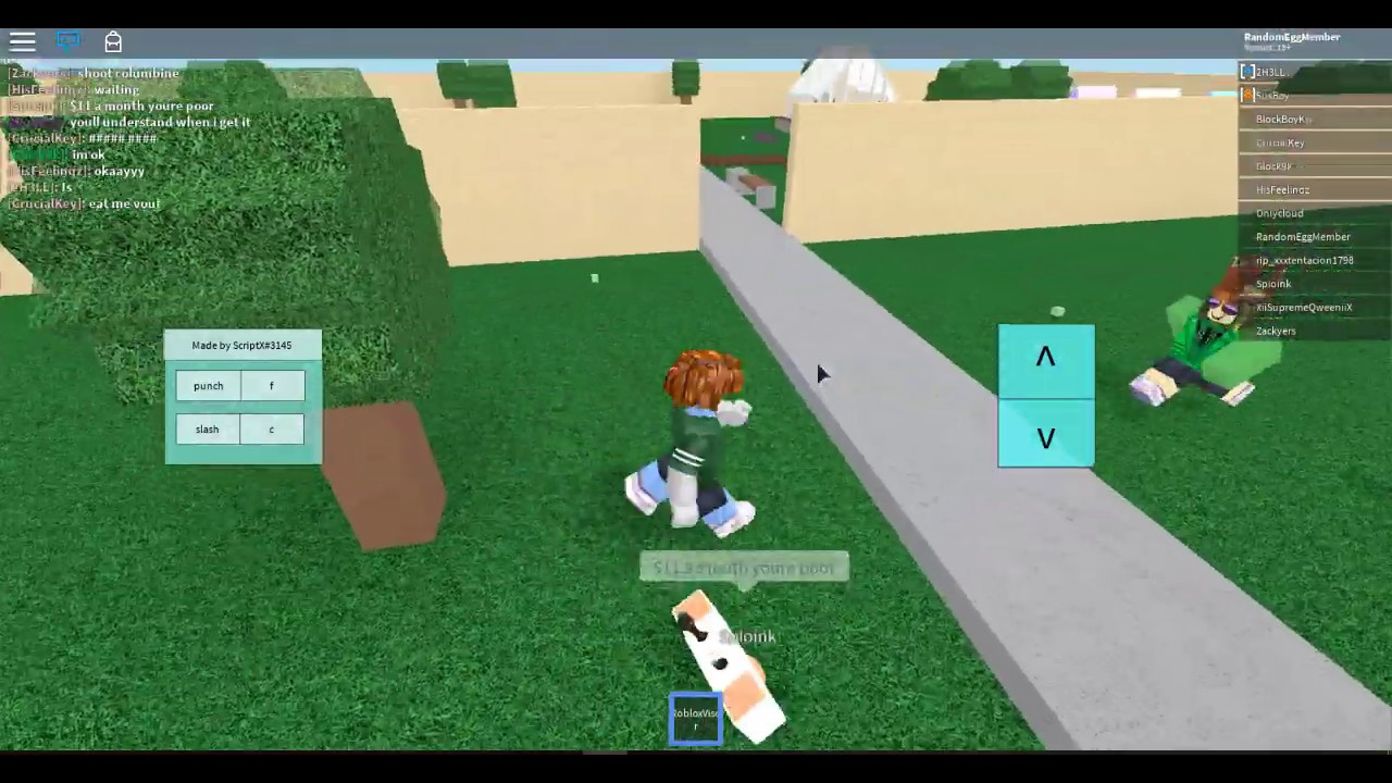 Dollhouse Roleplay Roblox - Roblox Dollhouse Roleplay Kill All Script Working Youtube