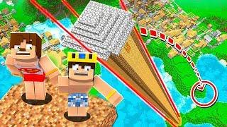 9.999.999 AŞAĞIYA ATLAMAK - Efsane Minecraft Haritası