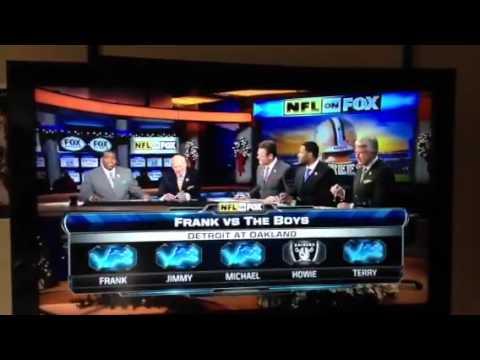Fox NFL Sunday Week 15 Picks