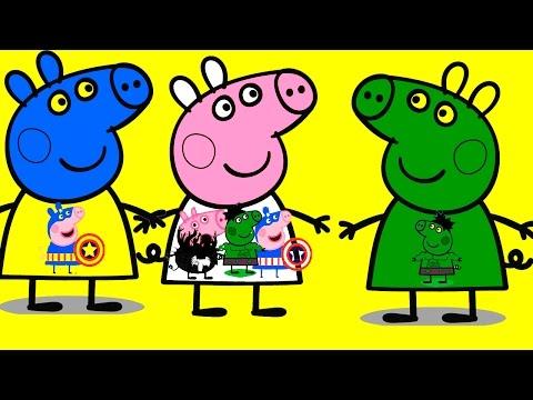 Peppa Pig Coloring Book Games : Best 25 peppa pig dinosaur ideas on pinterest