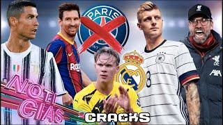 ¿A dónde irán MESSI y CR7? | KROOS vs la UEFA | ¿GUIÑO al MADRID? | ¡Liverpool es un HOSPITAL!