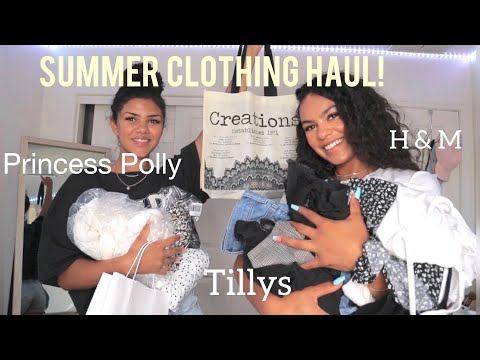 Summer 2020 Try On Haul Ft. Cute Clothes :)
