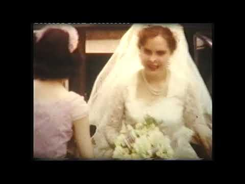 1962 Fiona Chaplin & Robert Low's Wedding