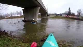 Kayak Tour Luxembourg Sauer