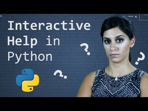 Interactive Help - Learn Python Programming  (Computer Science)