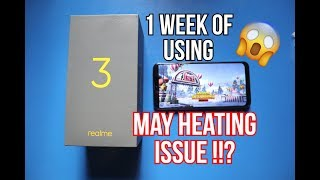 REALME 3 - (1 WEEK OF USING) TAGALOG REVIEW