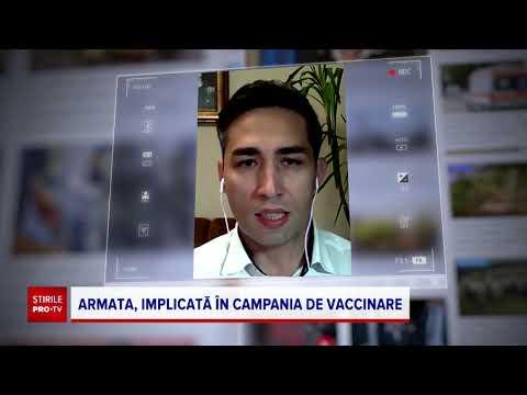 Strategie Clară De Vaccinare Anti-Covid-19, în România. Vaccinarea, Problemă De Siguranță Națională