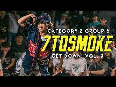 7ToSmoke Group B | Category 2 | Get Down! Vol. 9 | RPProductions
