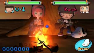Gitaroo Man Lives! (1080p) | Part 7 | U-1 vs. Kirah (Stage 6)