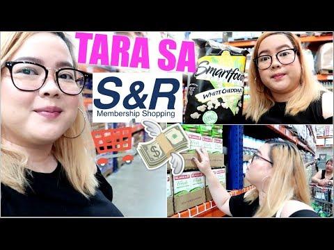 TARA SA S&R! GROCERY HAUL! | PhillineInaVlogs